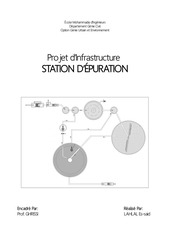 conception d une station d epuration emi final