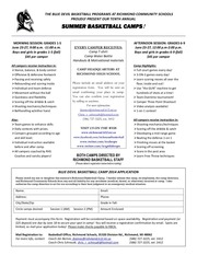 PDF Document camp flyer 2014