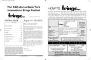 newyorkfringe2010programguidereduced