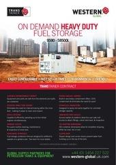 tts a4 sales leaflet