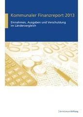 kommunaler finanzreport 2013
