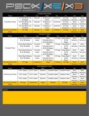 p90x x2 x3 hybrid schedule