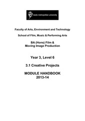 3 1 creative projects handbook final
