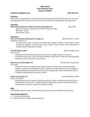 PDF Document adam wood resume