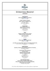 international breakfast 240