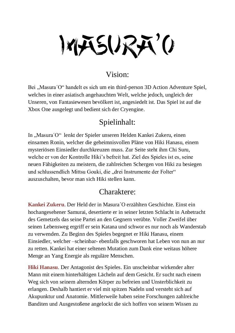 Document preview Soloprojekt - Pitch2.pdf - page 1/5