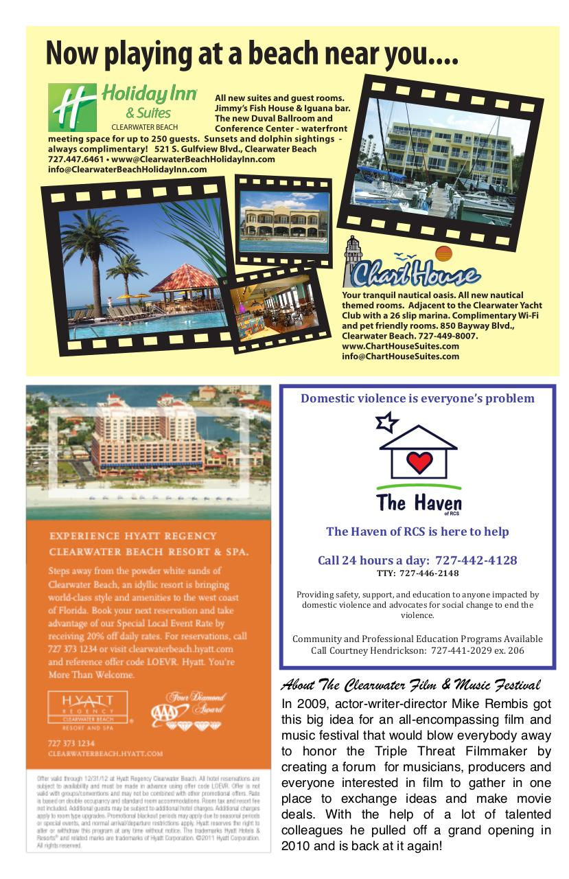 The 2011 Clearwater Film & Music Festival Official Program.pdf - page 2/20