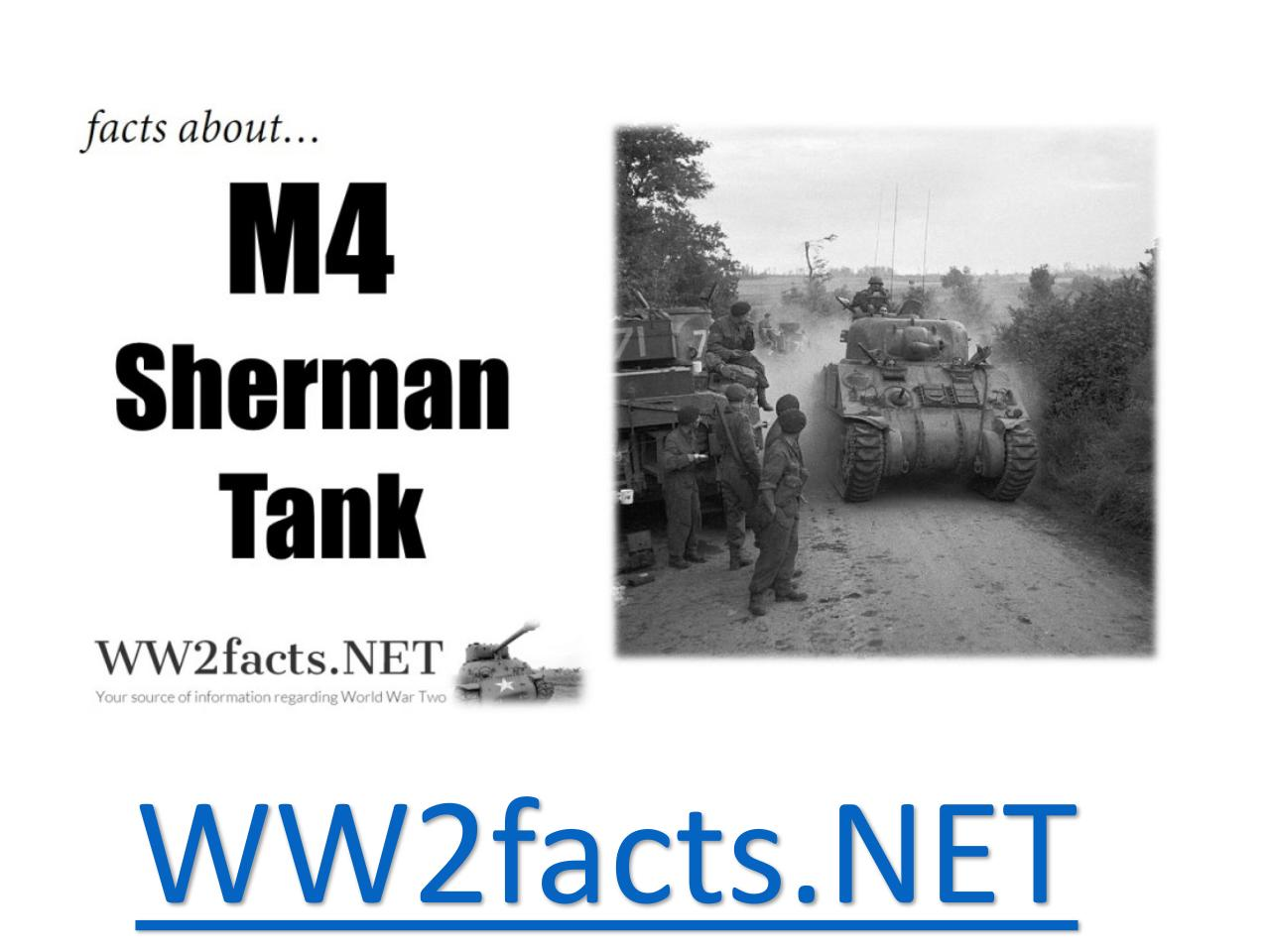 M4 sherman Facts.pdf - page 1/19