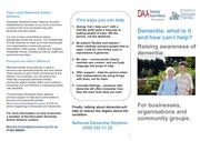 PDF Document dementia action alliance business awarenesss leaflet 3