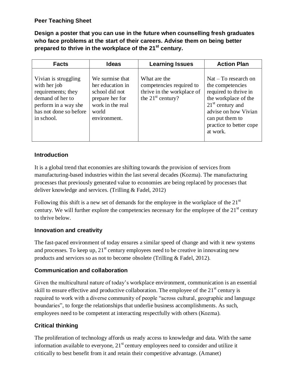 Document preview Peer Teaching Sheet.pdf - page 1/3