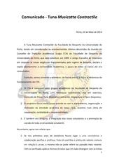 comunicado tuna musicatta contractile final