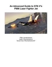 advanced lazer guide v100