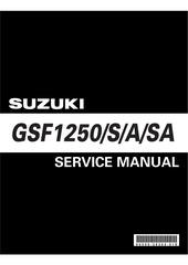suzuki gsf 1250 s a sa bandit 2007 e sm