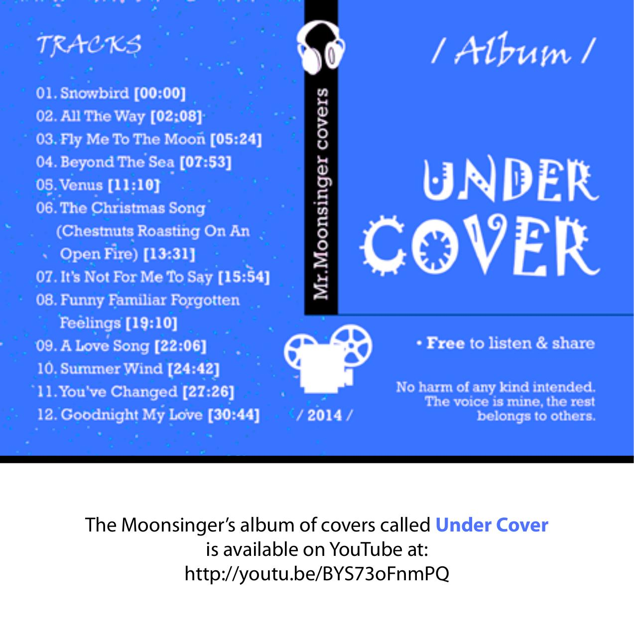UNDER COVER_Album of Covers.pdf - page 1/31