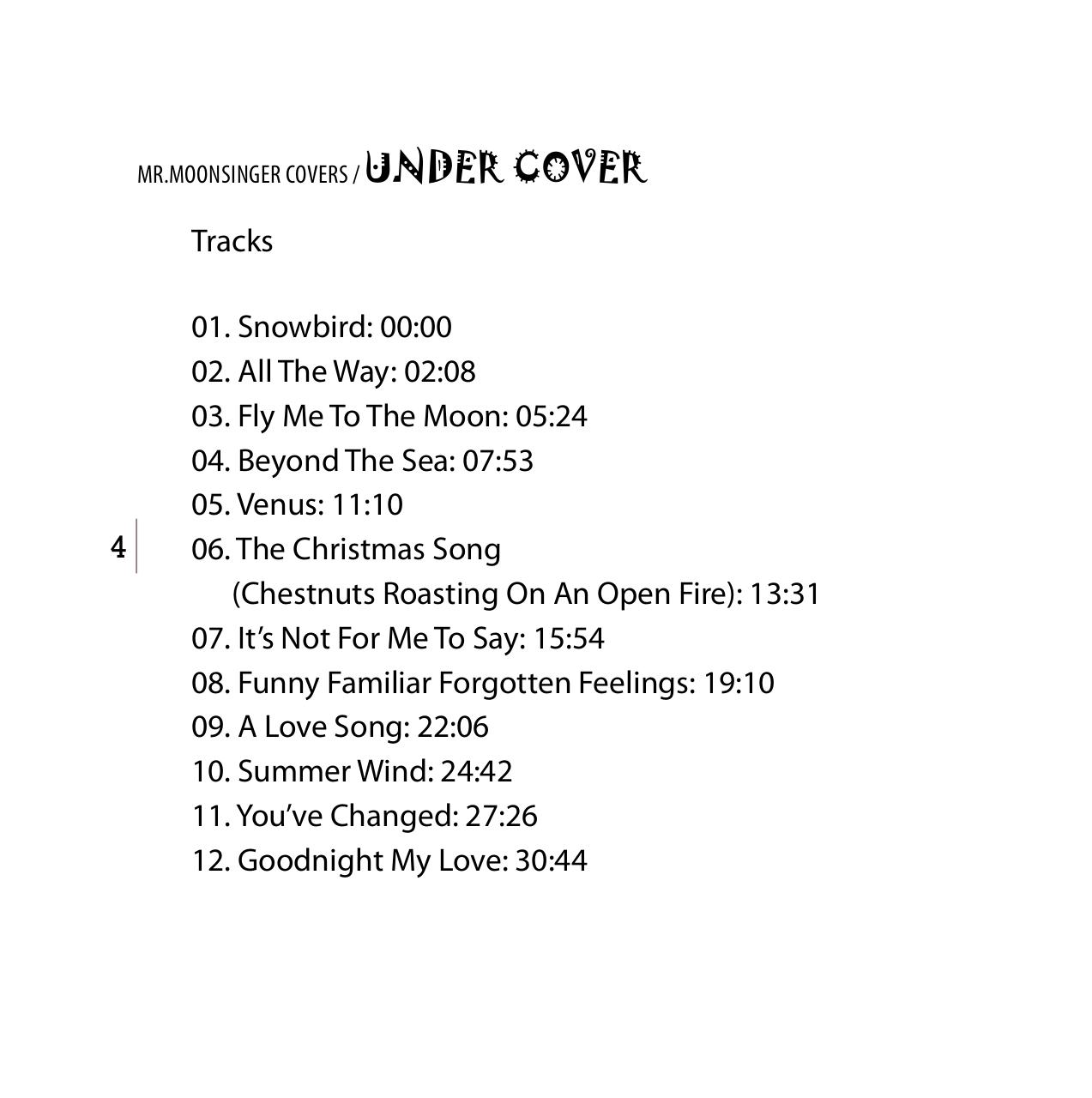 UNDER COVER_Album of Covers.pdf - page 4/31