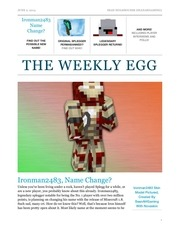 the weekly egg 1 1