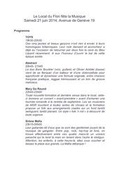 PDF Document programme fdm 2014