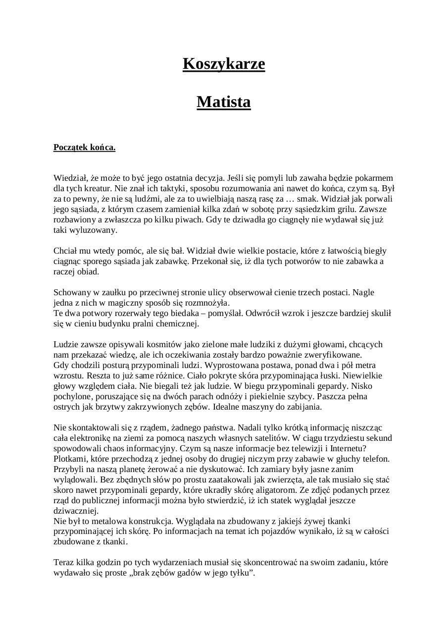 Preview of PDF document koszykarze-freepdf.pdf - Page 1/15