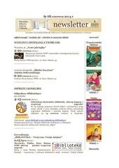 newsletter 14 06 01