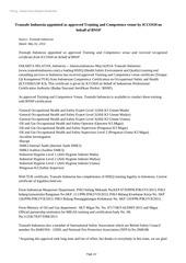 PDF Document transafe indonesia appointed as tempat uji kompetensi bnsp