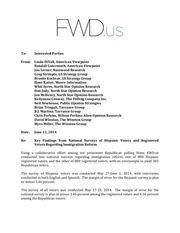 fwd us combined key findings memo