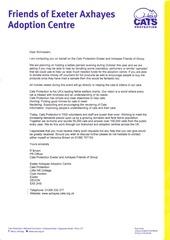 PDF Document letter re pamper evening