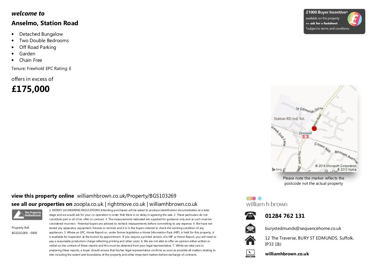 Anselmo, Station Road, Elmswell.pdf - page 4/4