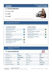 raport autodna rhp vsszzz1pzbr066687