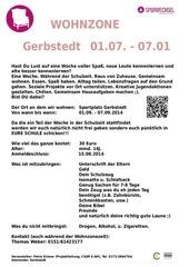 PDF Document elternbrief wohnzone
