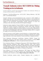 PDF Document press release skt esdm fpr