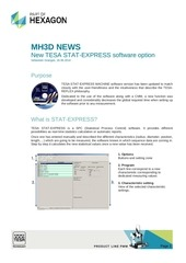 mh3d news stat express machine for tesa cmms en