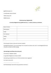 PDF Document mitgliedsantrag id