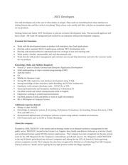 PDF Document net developers