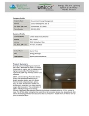 energy efficient lighting system case study trenton