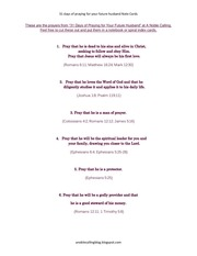 PDF Document prayers for future husband cards