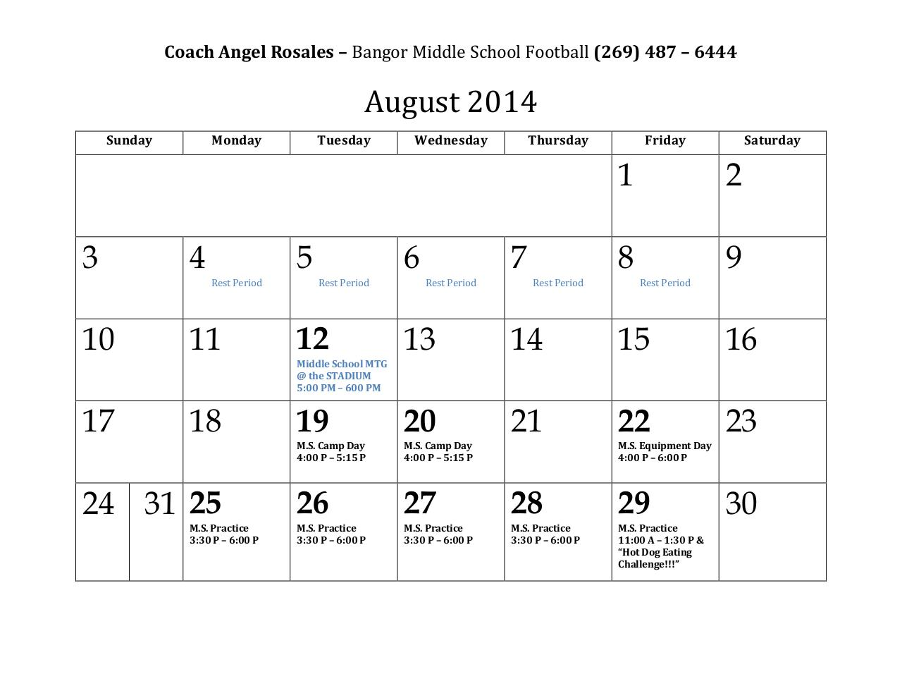 Document preview Middle School Football 2014.pdf - page 1/1