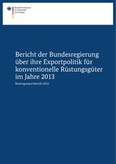 ruestungsexportbericht2013