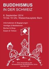 info und festveranstaltung buddhismus in der schweiz