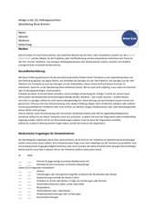 PDF Document haftungsauschluss