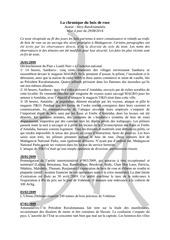 la chronique du bois de rose 2014 08 29