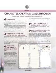 PDF Document charactercreationwalkthrough