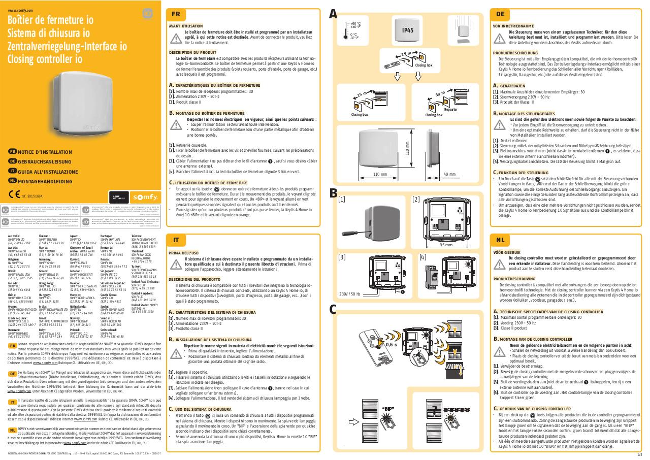 Document preview closing_controller_io_Smart_Home_Hannover.pdf - page 1/2