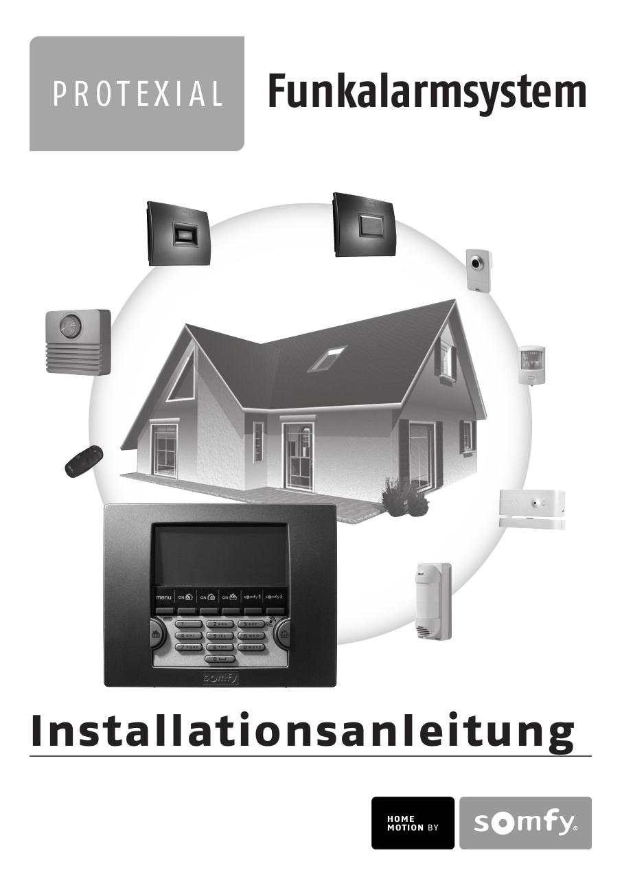 protexial_installationsanleitung_Smart_Home_Hannover.pdf - page 1/56