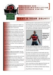 newsletterhawfc2014