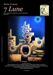 rivista di poesia 7lune terzo numero