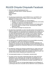 PDF Document rules chiquisafe nl