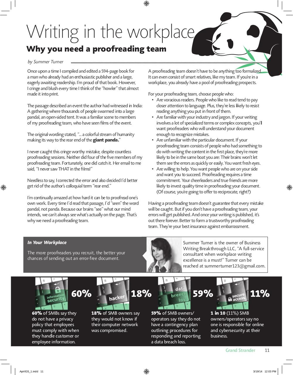 Document preview Why You Need a Proofreading Team.pdf - page 1/1