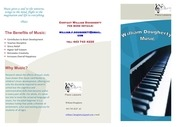 wiliam dougherty piano lessons nyc