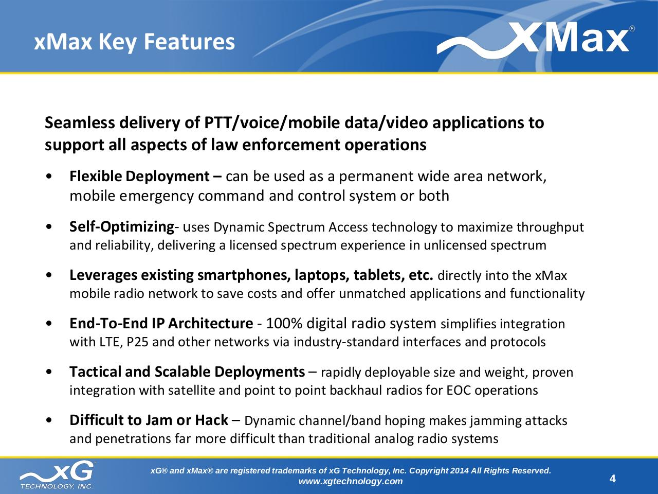 xG-Presentation-for-Police-Applications.pdf - page 4/14