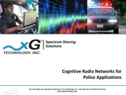 PDF Document xg presentation for police applications